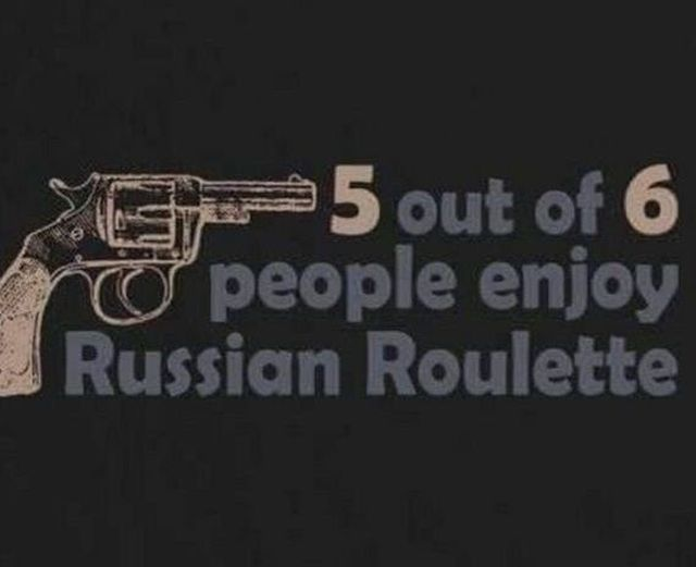 How to win russian roulette maplestory