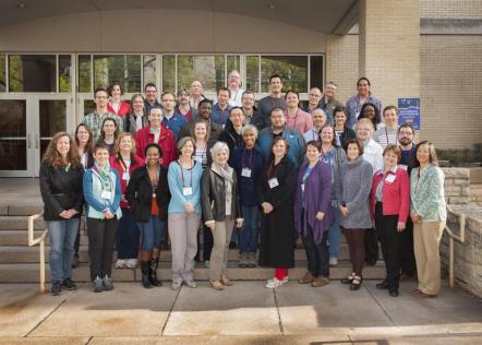 A picture of those who participated in the 2014 Wisconsin Idea Seminar