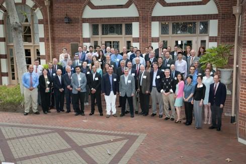 TSA/CREATE Symposium attendees